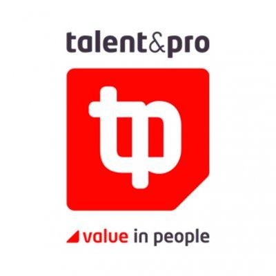 talent&pro in vierkant