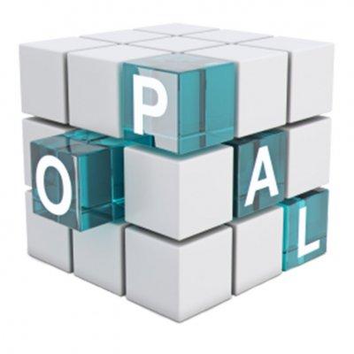 Logo klant, Opal